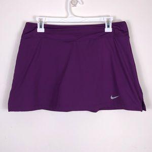 NIKE Dri-Fit Purple Skort Size Large